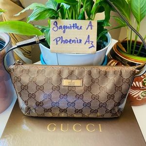 ❤️Gucci Crystal Pochette bag ❤️